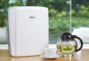Vitaway活水機與一壺茶