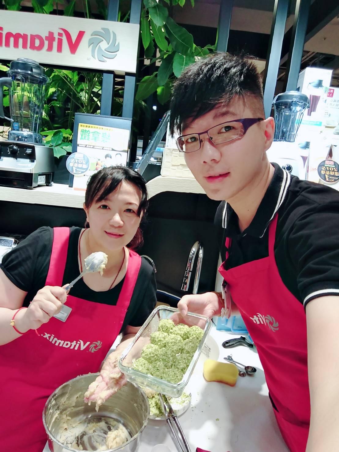 大侑-百貨分享會-Vitamix-北鼎-料理課