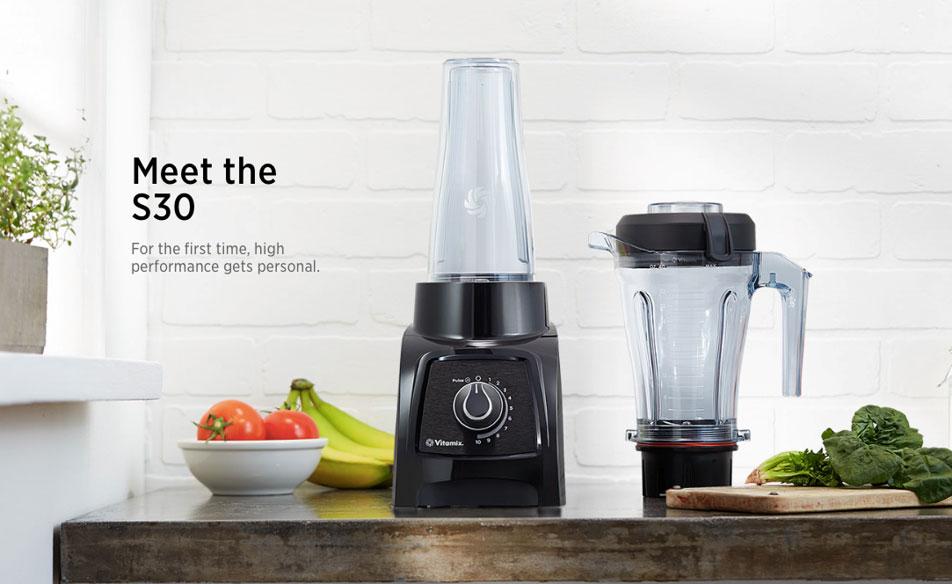 美國Vitamix S30神隊友-一鈕抵多種廚房工具-中時