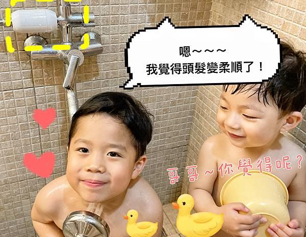 vitaway維他惠-森林-SPA-活水沐浴過濾器-餘氯去除率超過99%-SGS檢測-304不銹鋼接頭-MIT-台灣研發製造-專為台灣水質打造-柔順秀髮-專利遠紅外線-異位性皮膚炎