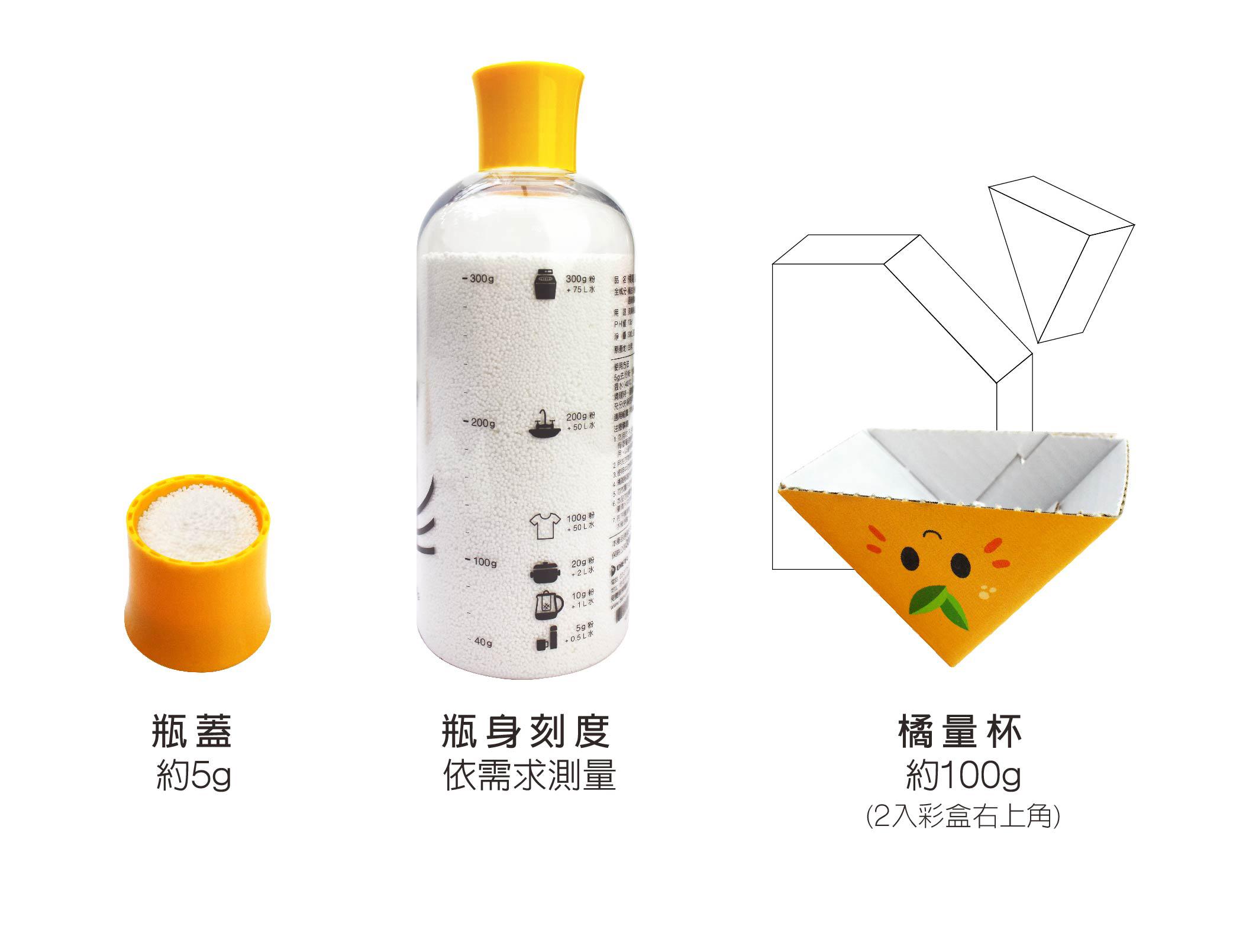橘寶活氧酵素環保去污粉-NSF認證-冷壓橘油-SGS認證-抑菌-除臭-活性酵素-食品用清潔-環保-愛地球-一瓶抵多瓶-橘寶去污粉使用解說