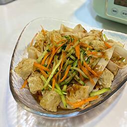 Vitamix調理機-陳月卿-北鼎-BUYDEEM-多功能蒸燉鍋-水洗涼皮麵筋-開胃菜-小吃
